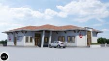 Artvin Yusufeli Sarıgöl ASM-TSM-112 Hizmet Binası Yapım İnşaatı