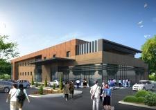 Ahmetli 10 Yataklı Entegre İlçe Hastanesi Yapım İşi