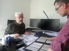 Servet Bey ile Hacettepe Katlı Otopark Ve Yurt Ön Projesi ile Ankara Meyve, Sebze, Balık Ve Çiçek Toptancı Hali Ön Projesini konuştuk