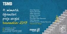 TSMD 4. Mimarlık Öğrencileri Proje Sergisi