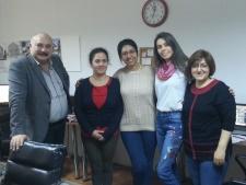 Kırlangıç Proje Hakkı Uzunhasanoğlu' nu Ziyaret Ettik.