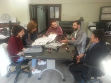 Fiber Beton Donatıları ve Beton Parlatma Alanında Türkiye' nin Önde Gelen Firması Atlas Bir Yapı ve Mühendislik İle Arm Mühendislik Firmasını Ziyaret Ettik.