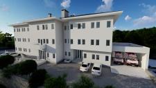 Uşak ili Sivaslı ASM + TSM ve 112 ASH Binası Yapım işi