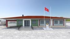 Dağdere Okul Binası Yapım İşi