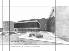 Projesi Musab Kesgin Mimarlık Tarafından Hazırlanan Adana Güney Seyhan 100 Yataklı (150 Yatak Kapasiteli) Devlet Hastanesi Yapım İşinin İhale Sonucu ve Mahal Listelerini Yayınladık.