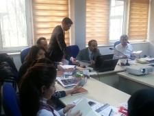 Caplast firması ile Milli Eğitim Bakanlığı ziyareti
