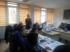 Altınbölme ile Milli Eğitim Bakanlığı ziyareti