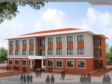 Erbaa Gökal Kasabası 12 Derslikli İlköğretim Okulu Yapım İşi