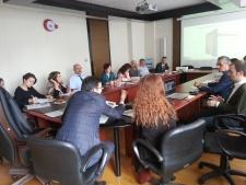 Çevre ve Şehircilik Bakanlığında SolarWall Türkiye ile seminer düzenledik.