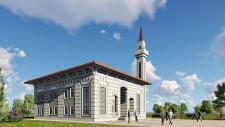 Ankara Eğitim ve Doktrin Komutanlığı (EDOK) Camii İnşaatı İle Altyapı ve Çevre Düzenlemesi İşi