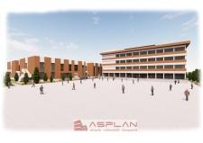 Projesi Asplan Mimarlık Mühendislik Tarafından Hazırlanan Çaycuma Mesleki ve Teknik Anadolu Lisesi Atölye Binası Yapım İşinin İhale Sonucu Ve Mahal Listelerini Yayınladık.