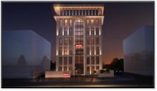 RTÜK İstanbul Hizmet Binası İle Altyapı ve Çevre Düzenleme İnşaatı İkmal İşi