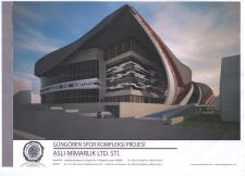 Projesi Aslı Mimarlık Tarafından Hazırlanan Güngören Spor Kompleksi ikmal İşinin Yapım İhale Sonucu ve Mahal Listelerini Yayınladık.