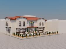 Kepenek Mahallesi, 822 Ada, 96 Parselde Antep Evi Yapım İşi