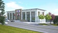 Proje Müellifliği DKE Mühendislik Tarafından Yapılan 3 Bölge Müdürlüğü Yeni Akhisar Gar Binası ve Müştemilatı Yapım İşinin İhale Sonucu ve Mahal Listelerini Yayınladık.
