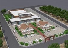 Konaklı Mahallesi Ketir Mevkiinde Konaklı Kültür Merkezi İnşaatı Yapılması
