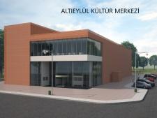 Projesi Balıkesir Altıeylül Belediyesi Proje Etüt Birimi Tarafından Hazırlanan Altıeylül Kültür Merkezi İkmal ve Gazi Mustafa Kemal Atatürk Spor Kompleksi 2 Kısım Yapım İşinin İhale Sonucunu Yayınladık.