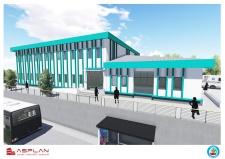 Projesi Asplan Mimarlık Mühendislik Tarafından Hazırlanan  Bilecik Bozüyük 5-6 Hekimli ASM-TSM Binası İkmal İnşaatı Yapım İşinin İhale Sonucu ve Mahal Listelerini Yayınladık.
