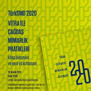 TürkSMD 2020 - Vitra İle Çağdaş Mimarlık Pratikleri
