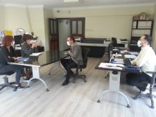 Çelik Yapılarda Yangın Dayanımlı Boya Firması Tbs Türkiye Boya Sanayi İle Arm Mühendislik Proje Ofisini Ziyaret Ettik.