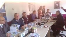 HP Mermer ile Ankara İnşaat Emlak Bölge Başkanlığını ziyaret ettik