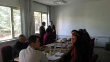 Caplast ile Ankara İnşaat Emlak Bölge Başkanlığını ziyaret ettik