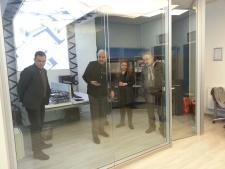 Yöntem Mimarlık ile Altınbölmenin Ankara bürosunu ziyaret ettik.