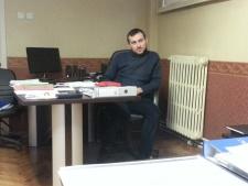 Ky Mimarlik firmasinin ortagi Kemal Bey ile sohbet ettik.