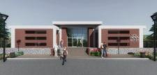 Hitit Üniversitesi Spor Bilimleri Fakültesi Oğuzlar Yerleşkesi 1 Etap Yapımı İşi