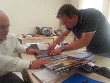 Özkan Bey ile Merkez Vilayetler Evi projesinin zeminini konuştuk