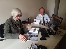Altınova Devlet Hastanesi ve Ardahan Kültür Merkezi Projelerinin zeminini konuştuk