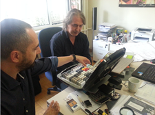Profem Mimarlık'ta Ahmet Akın'ı 4K firmamızla ziyaret ettik.